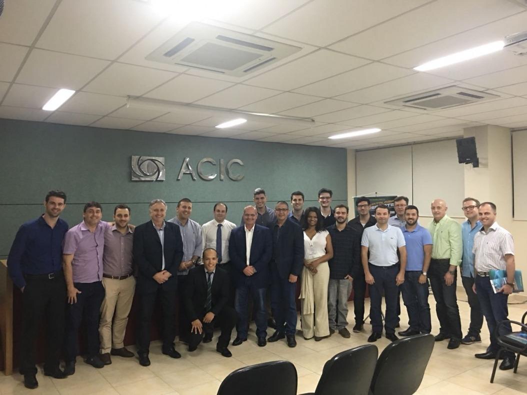 Profissionais da Ortoimagem participaram do encontro científico SBOT/SC