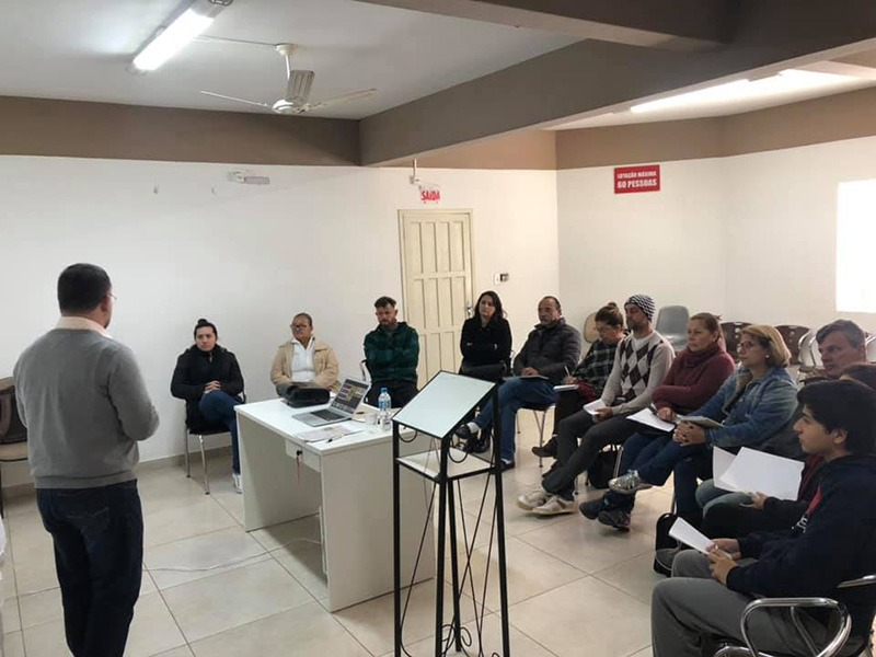 Workshop de Oratória
