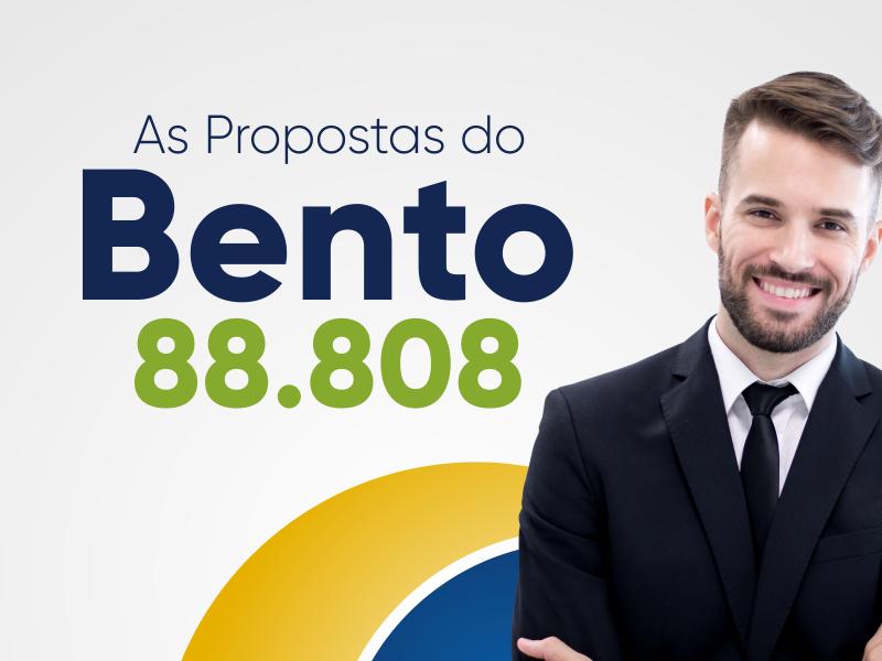 Propostas de governo de Bento da Silva